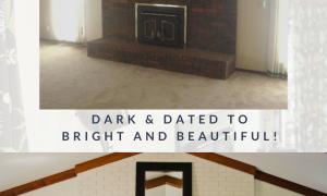 21 Lovely Restoring Brick Fireplace