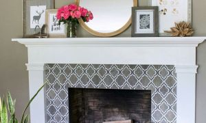 19 Inspirational Round Mirror Over Fireplace