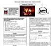 Running Gas Line to Existing Fireplace Luxury Mendota Fv 33i Operating Instructions