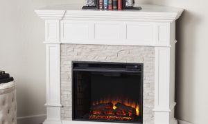 25 Elegant Rustic Corner Fireplace