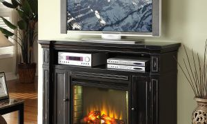 18 Beautiful Rustic Entertainment Center with Fireplace
