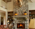 Rustic Fireplace Screen Lovely 17 Amazing Rustic Fireplace Ideas