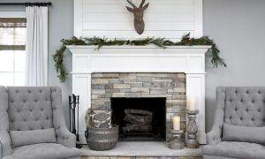26 Beautiful Scandinavian Fireplace