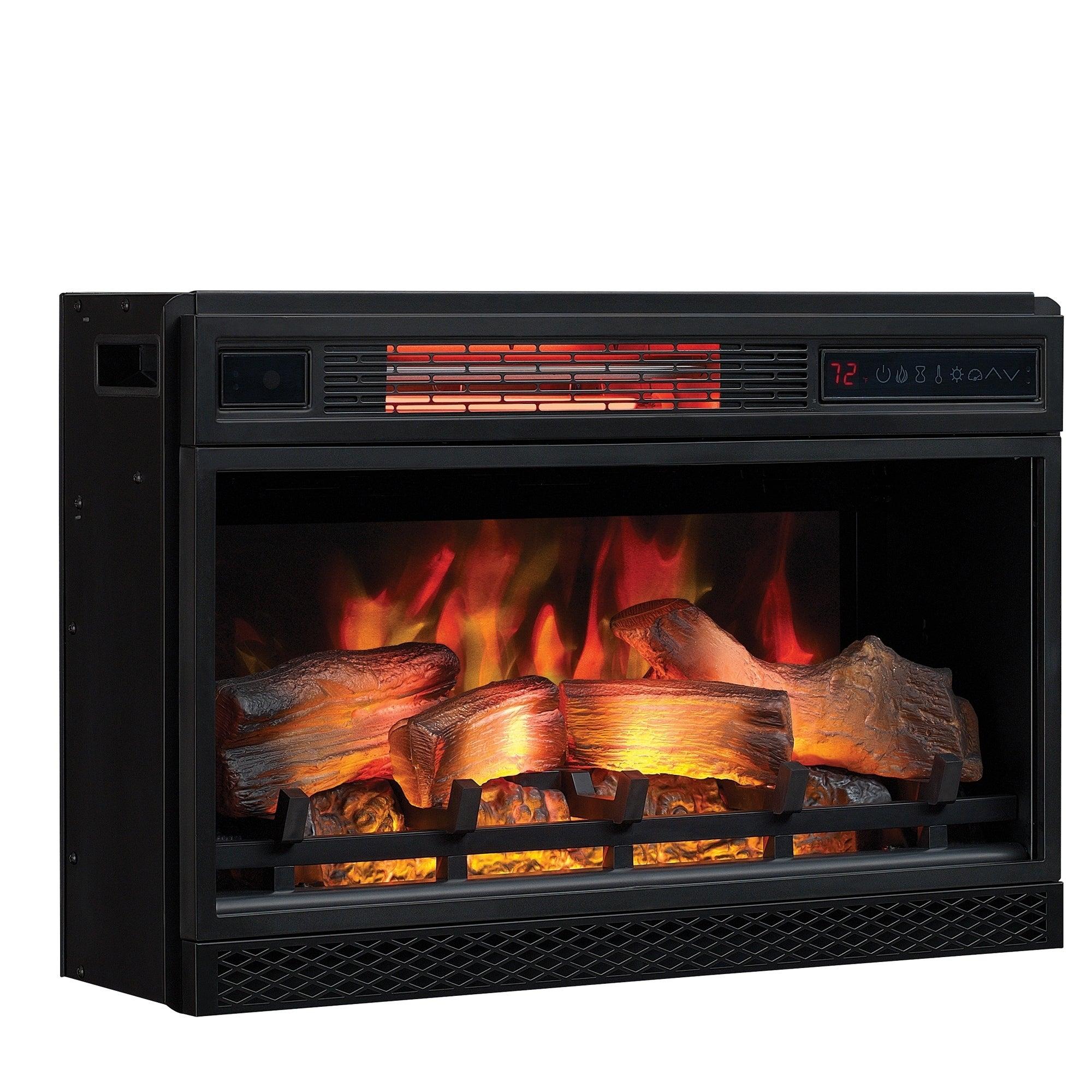 ClassicFlame 26 3D Infrared Quartz Electric Fireplace Insert f70 bc46 40d2 a7c6 afc8db79d6cc