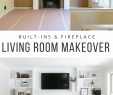 Shaker Fireplace Surround Lovely How to Build A Built In the Cabinets Woodworking