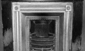 10 Elegant Silver Fireplace