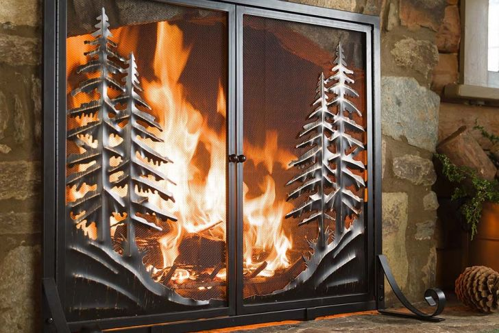 Small Fireplace Screen Inspirational Pin On Outdoor
