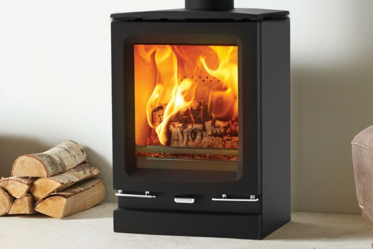 Small Gas Fireplace Stove Unique Stovax Vogue Small Wood Burning Stove with Cast Iron top