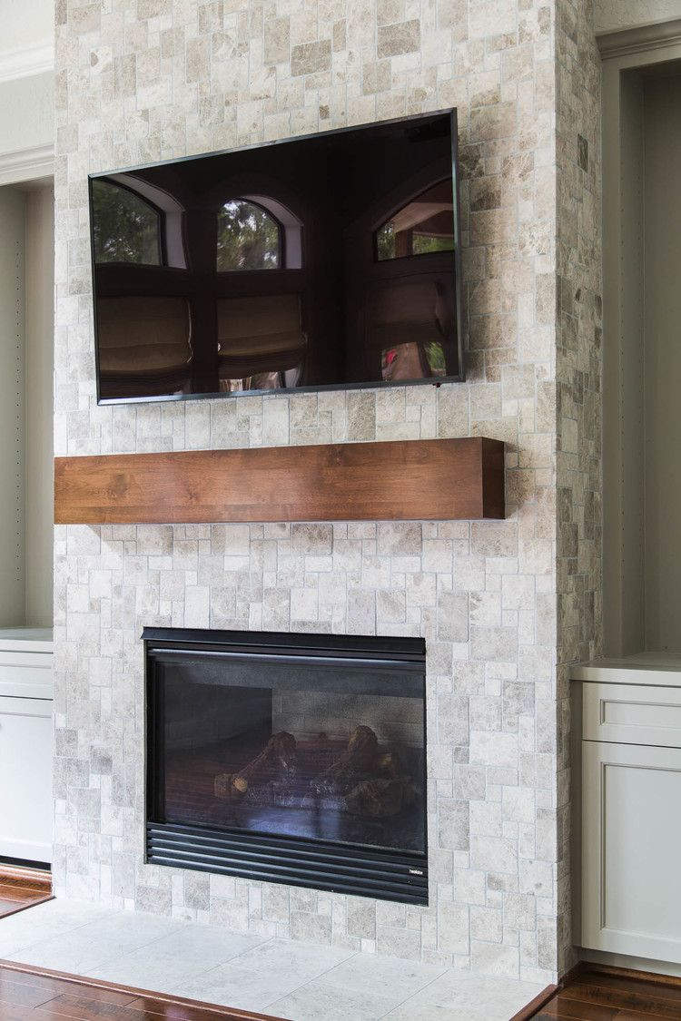Small Wall Fireplace Luxury Your Fireplace Wall S Finish Consider This Important Detail