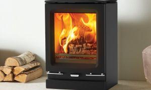 23 Luxury Small Wood Fireplace