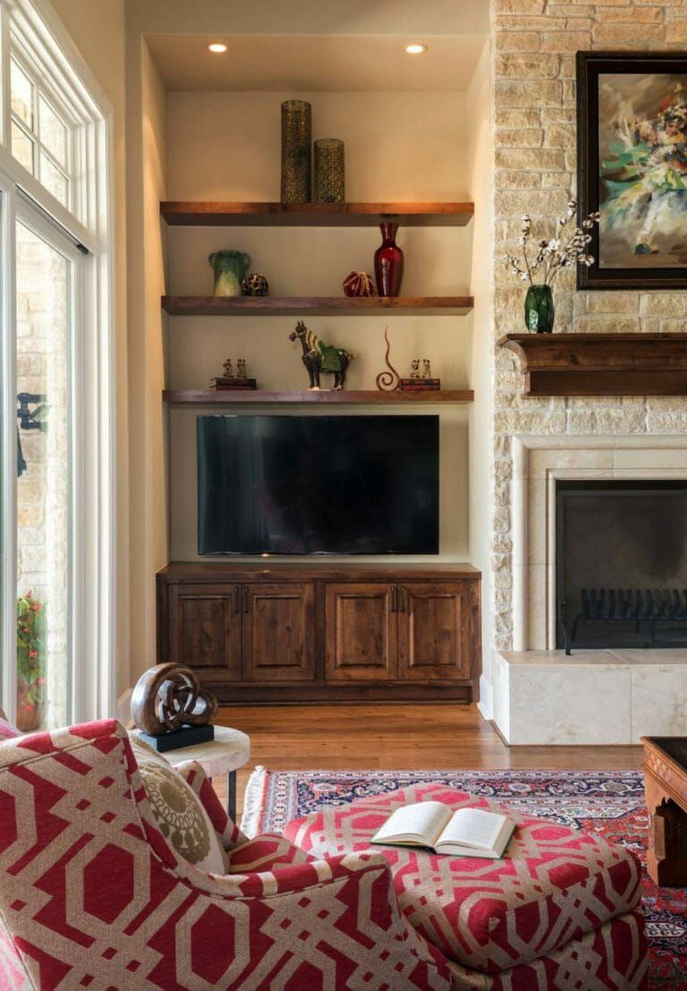 Spanish Style Fireplace Beautiful Spanish Colonial Meets Traditional In A Beautifully Styled