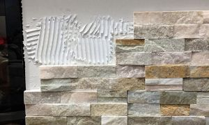 30 Luxury Stacked Stone Tile Fireplace
