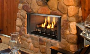 22 Awesome Stainless Steel Fireplace Surround