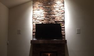 17 Lovely Standard Fireplace Mantel Height