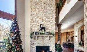 24 Awesome Stone Fireplace Decor