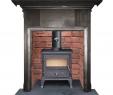 Stoves and Fireplaces Luxury Edwardian Cast Iron Antique Fireplace Surround