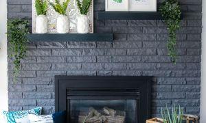 17 Lovely Summer Fireplace Decor