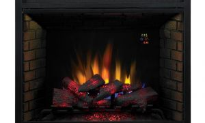 21 Inspirational Tall Electric Fireplace with Mantel