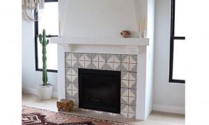 12 Beautiful Tile Inside Fireplace