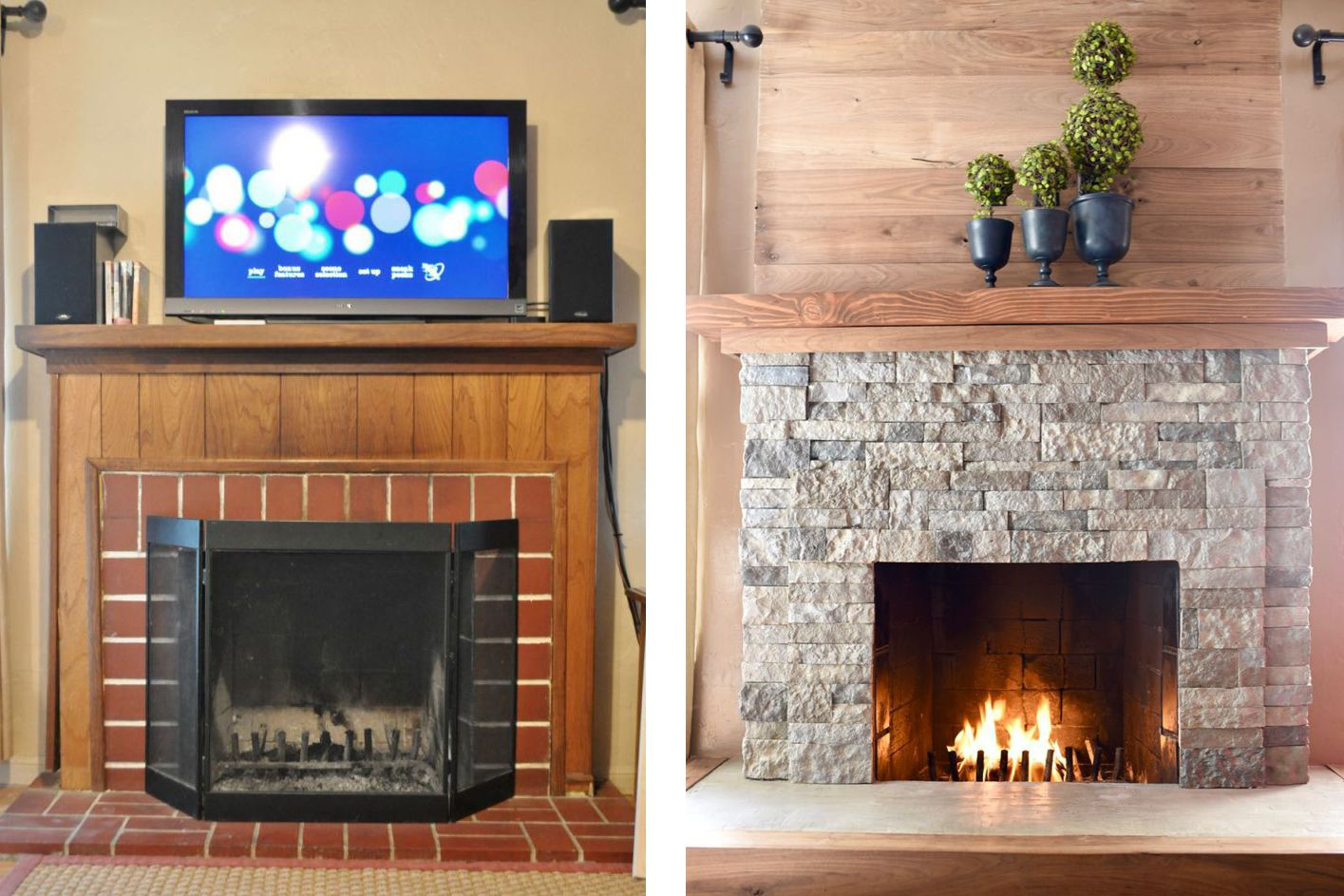 fin 777 airstone fireplace 59ee f e