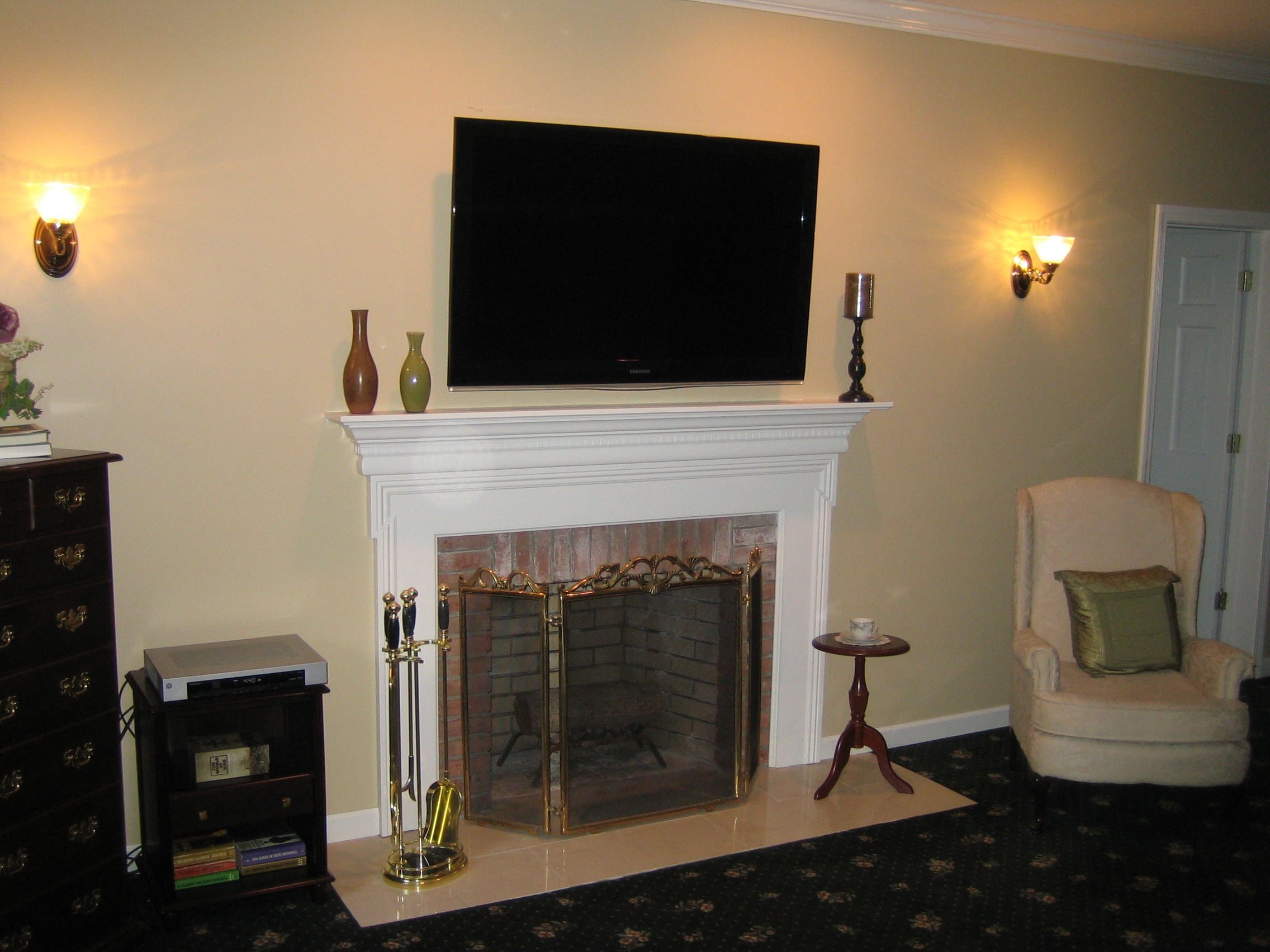 wall mount tv over fireplace ideas wall mount tv over fireplace ideas awesome clinton ct mount tv above fireplace home theater installation tv