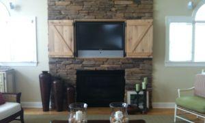 19 Beautiful Tv Over Wood Burning Fireplace