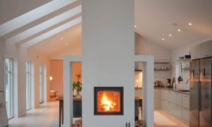 30 Inspirational Two Sided Fireplace