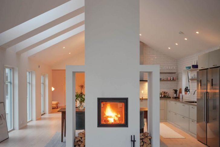 Two Sided Fireplace Inspirational 16 Gorgeous Double Sided Fireplace Design Ideas Take A Look