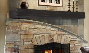 20 Inspirational Unfinished Fireplace Mantels