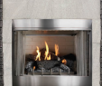 """Vented Vs Ventless Fireplace New Empire Carol Rose 42"""" Traditional Vent Free Stainless Steel Outdoor Fireplace Op42fp"""