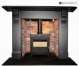 Victorian Fireplace Surround Best Of Edwardian Antique Fireplace Slate Surround
