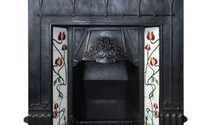 23 Inspirational Vintage Fireplace Tiles