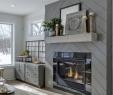 Wainscoting Fireplace Elegant Future Fireplace Love the Herringbone Shiplap On This