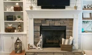 29 New Wall Decor Above Fireplace