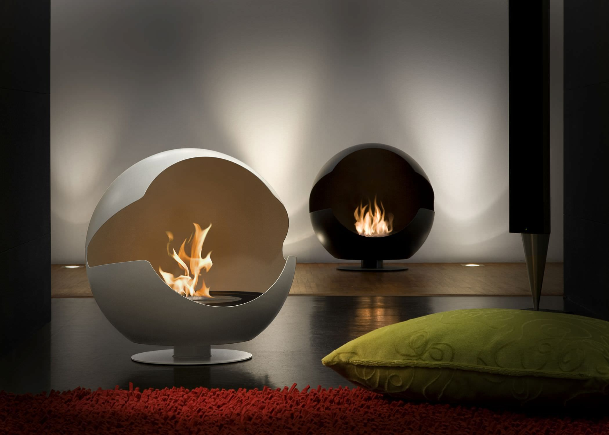 bioethanol fireplaces self supporting central open hearth 56a8869d3df78cf7729e8dc3