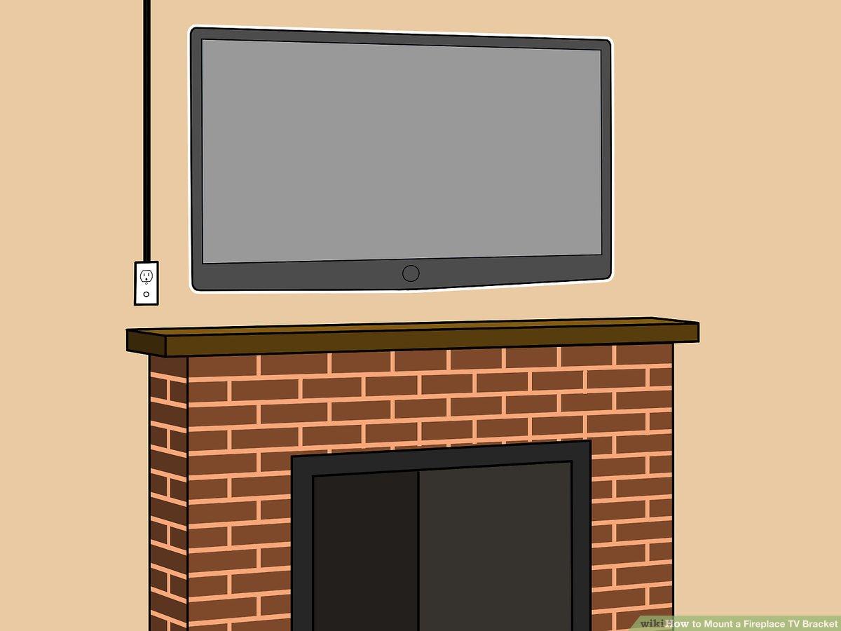 aid v4 1200px Mount a Fireplace TV Bracket Step 7