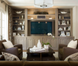 Wall Units with Fireplace and Tv Best Of Family Room Media Wall Idea