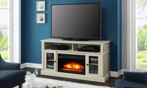 16 Awesome Walmart Electric Fireplace Tv Stand