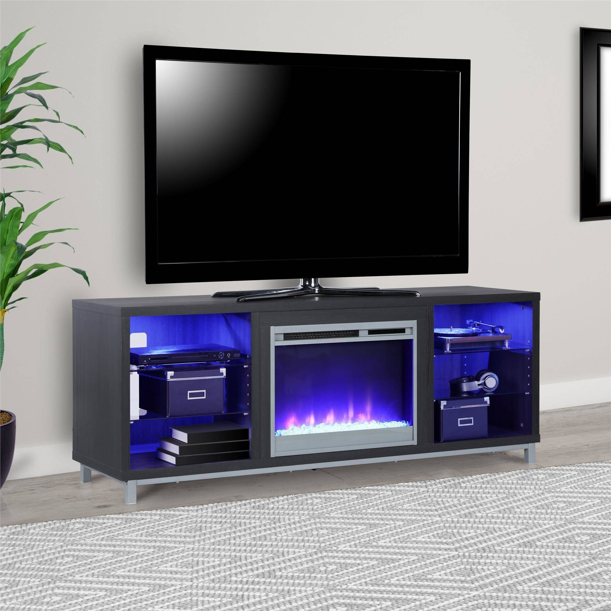 Walmart Fireplace Tv Stand Best Of Ameriwood Home Lumina Fireplace Tv Stand for Tvs Up to 70