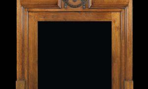 18 Elegant Walnut Fireplace Mantel