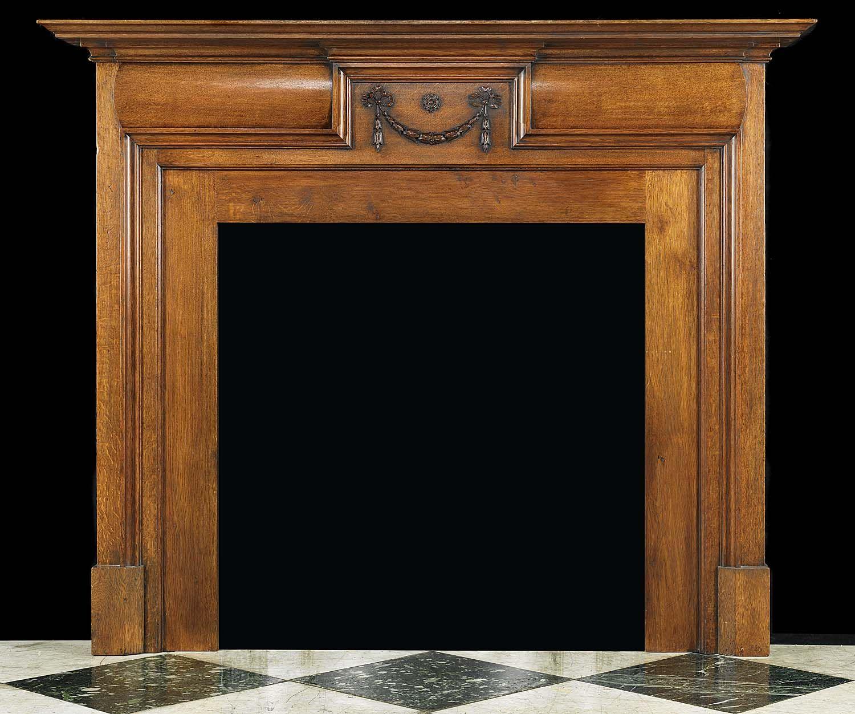 Walnut Fireplace Mantel Awesome Small English Georgian Oak Fireplace Mantel