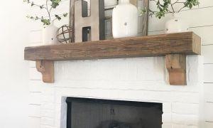 21 Beautiful Wayfair Fireplace Mantel