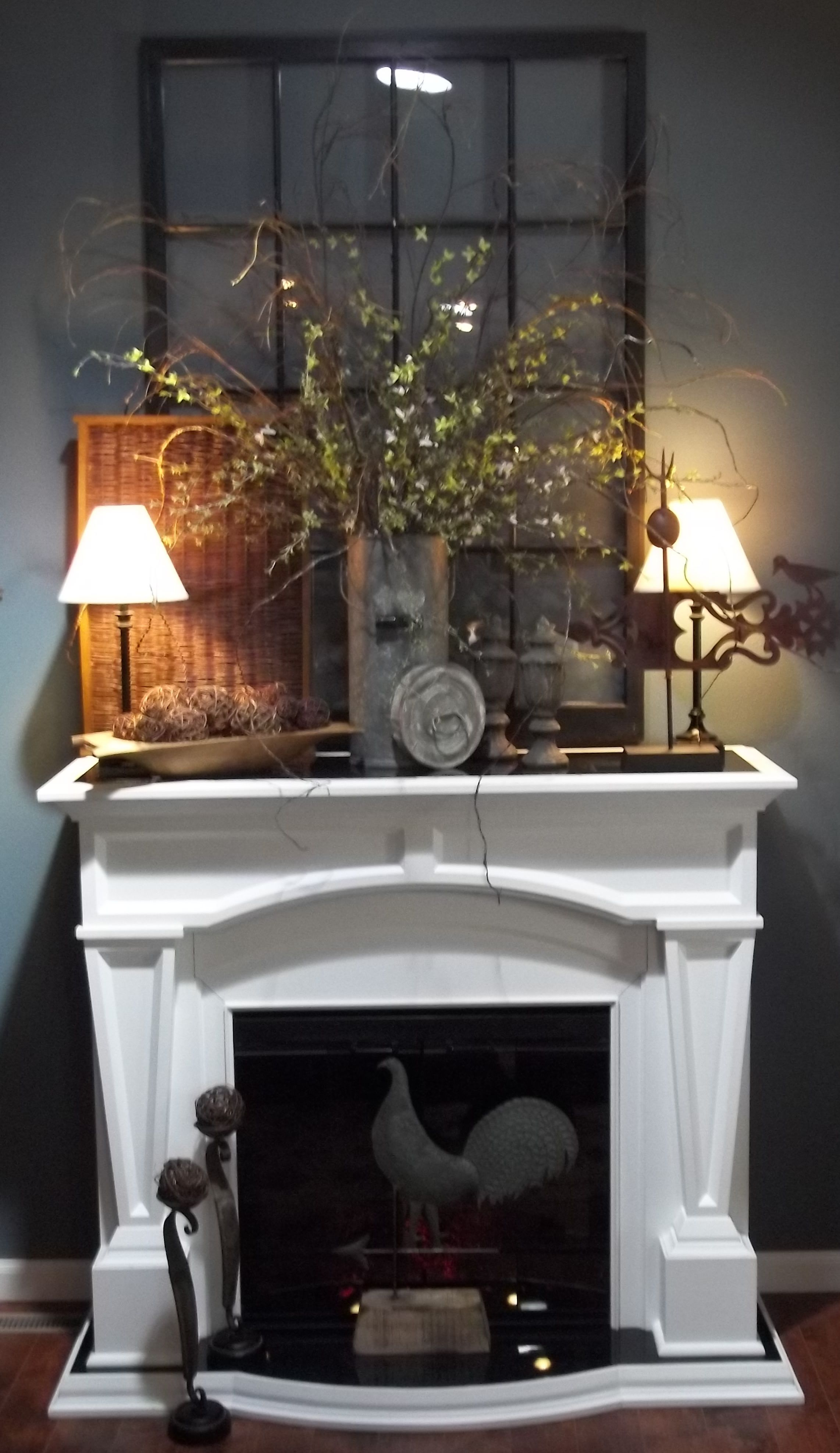 What to Hang Over Fireplace Mantel Beautiful Pin On Home Sweet Home
