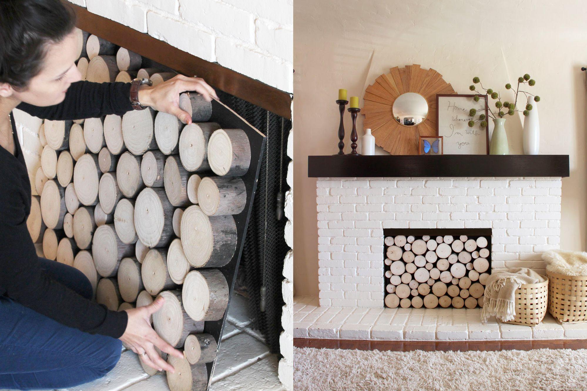 Fireplace Rounds DIY Fall Mantel 595fe6ad3df78cdc68b