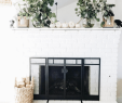 What to Put In An Empty Fireplace Awesome 4 Chic Fall Decor Ideas Brighton the Day