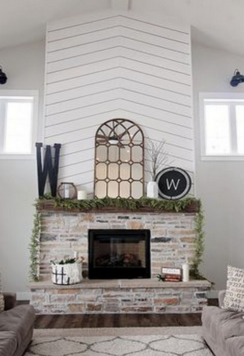 corner fireplace designs white brick fireplace modern farmhouse home of corner fireplace designs 814x1188