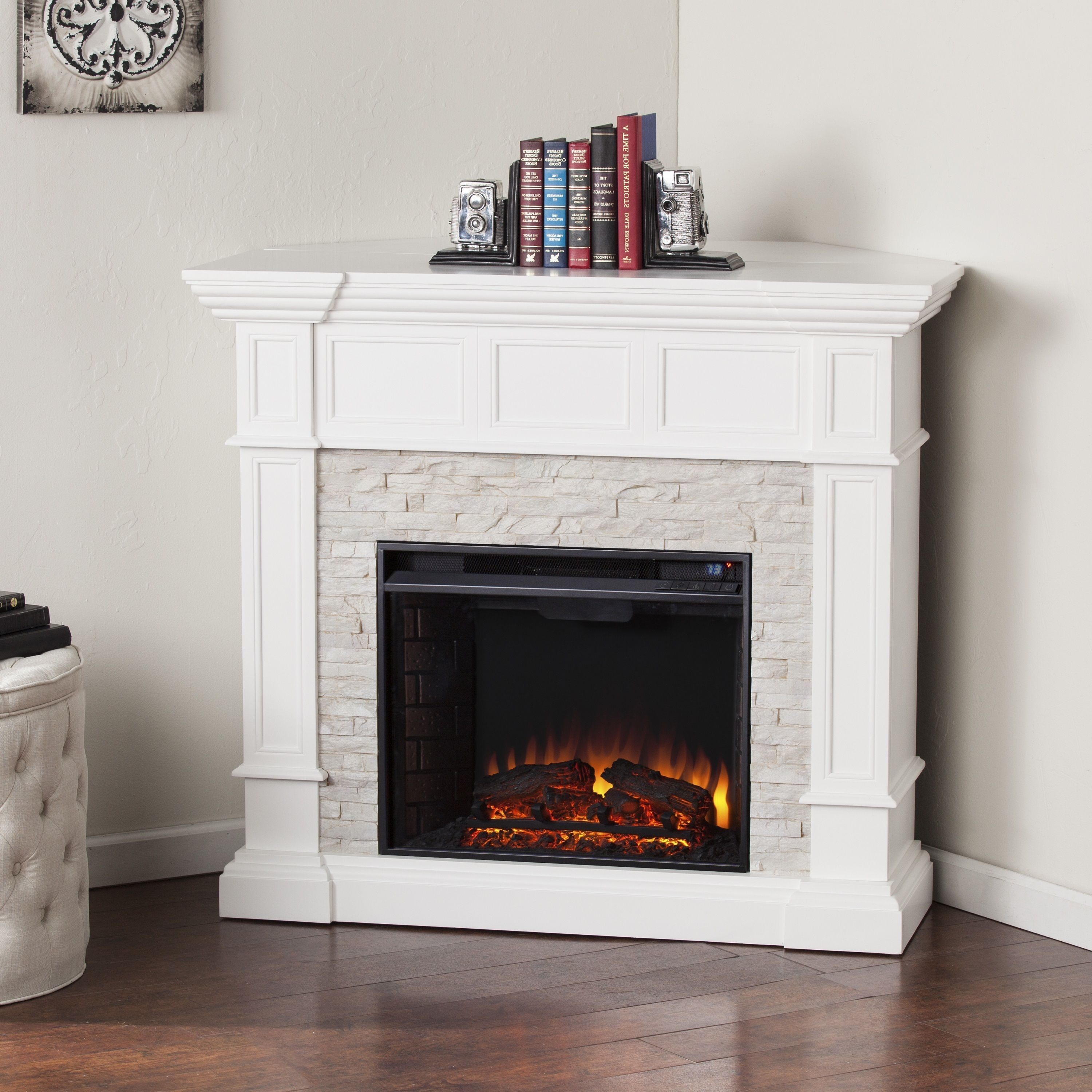 White Corner Fireplace Beautiful 33 Modern and Traditional Corner Fireplace Ideas Remodel