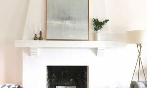 27 Unique White Fireplace