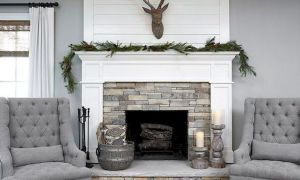 18 Unique White Rock Fireplace