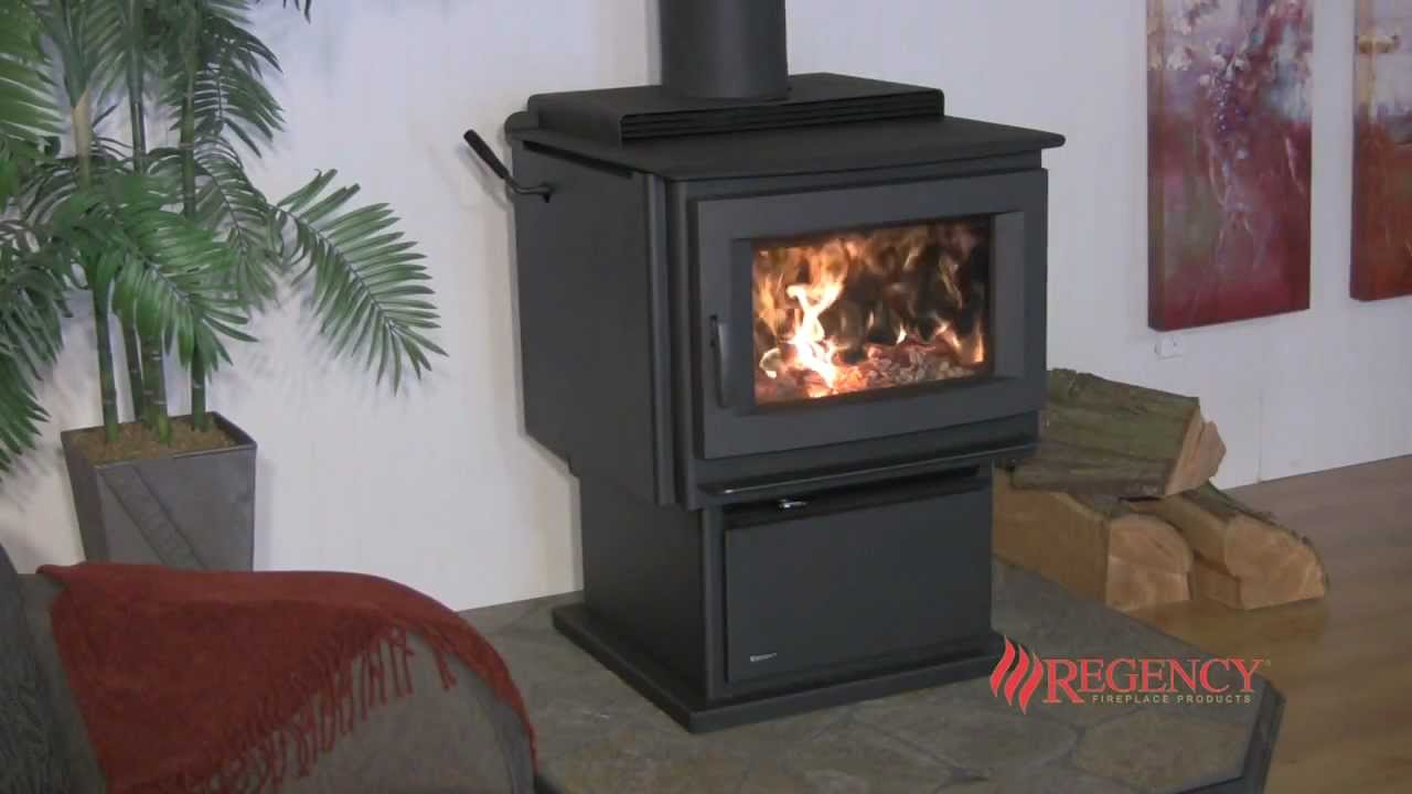 Regency F5100B Wood Stove Friendly Fires